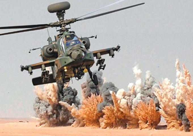 """الجيش المصري يقول إن قواته قتلت 14 """"تكفيريا"""" في وسط سيناء"""