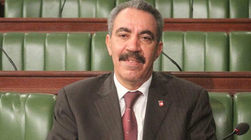 زير التجهيز والاسكان والتهيئة الترابية محمد صالح العرفاوي