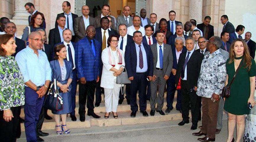 """صفاقس تستقبل ضيوف الملتقى التونسي الافريقي """"صفاقس قطب طبي"""""""
