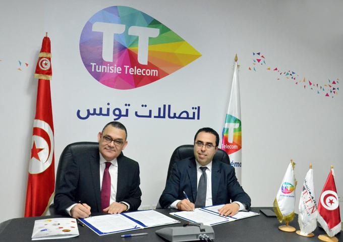 اتصالات تونس أول مؤسسة تنخرط في  منظومة الفاتورة الالكترونية