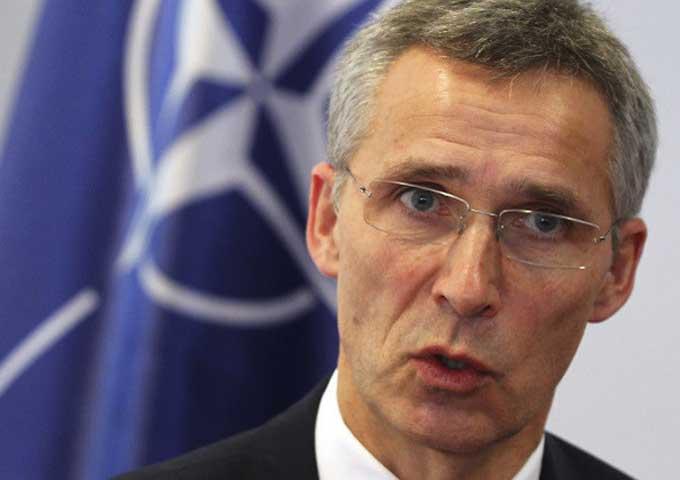 الأمين العام لحلف الأطلسي يتصل بوزيري خارجية تركيا وألمانيا