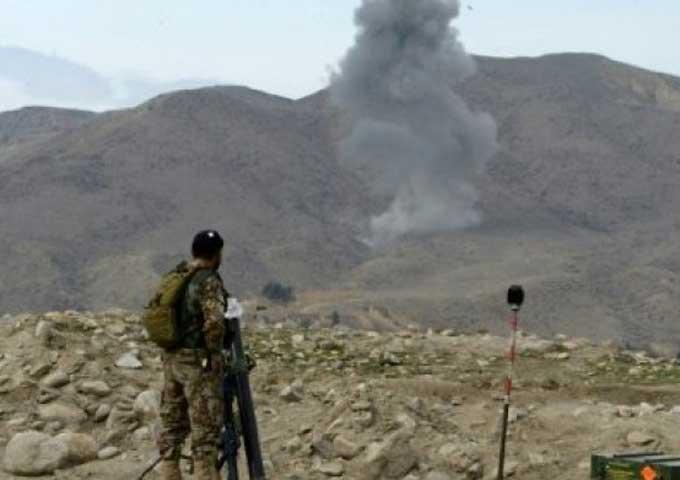 """أفغانستان: """"أم القنابل"""" الأمريكية تقتل 36 مسلحا من """"داعش"""" الإرهابي"""
