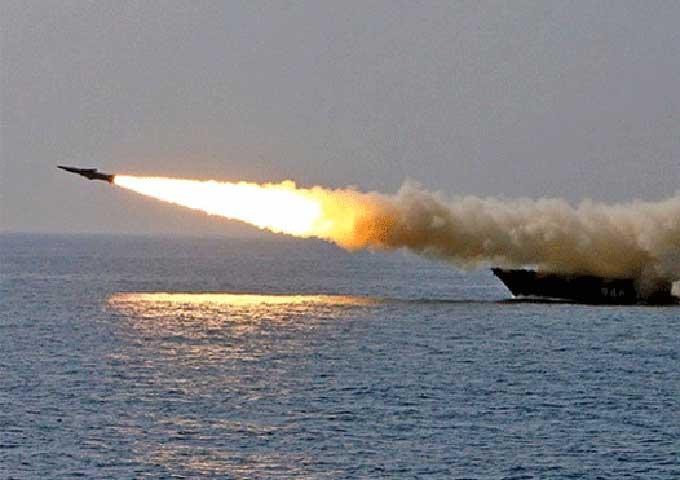 الولايات المتحدة تشن هجمات بصواريخ كروز على أهداف بسوريا