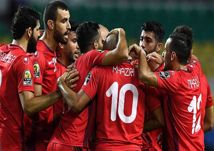 المنتخب التونسي يقفز إلى المركز الرابع عشر عالميا