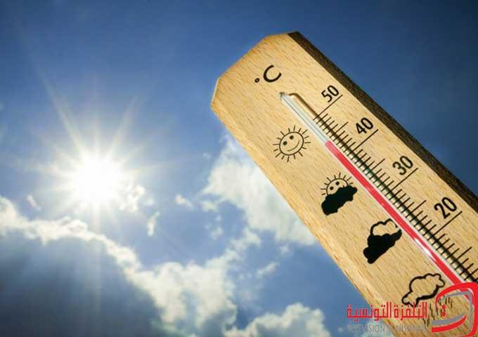 ارتفاع ملحوظ للحرارة أيام عيد الفطر