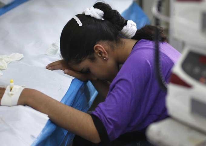 وفاة 54 مريضا بغزة خلال سنة 2017 أثناء انتظارهم تصاريح السفر