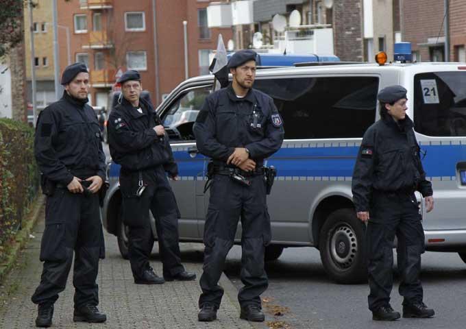الشرطة الألمانية تعتقل مشتبها به في هجوم ميونيخ