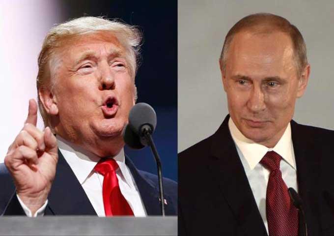 بوتين مستعد للقاء ترامب لكن التحضيرات قد تستغرق شهورا