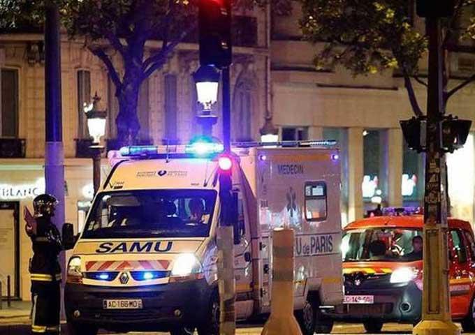 مشتبه في ضلوعه في هجوم باريس الخميس يسلم نفسه للسلطات البلجيكية