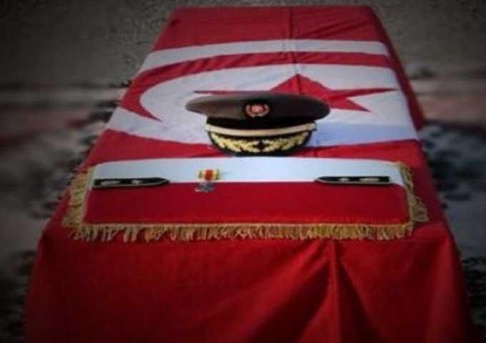إحياء ذكرى استشهاد أربعة من أعوان الحرس الوطني بالقصرين