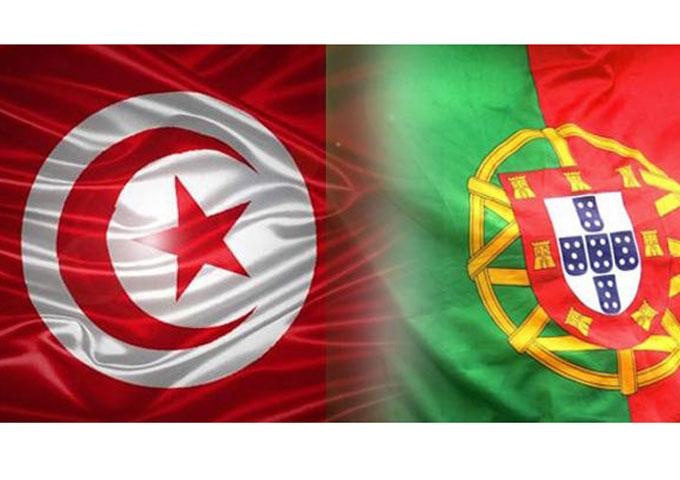 الحرشاني يبحث مع سفير البرتغال تعزيز علاقات التعاون في الميدان العسكري