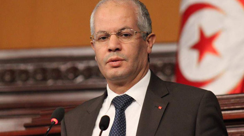 وزير التكوين المهني والتشغيل عماد الحمامي