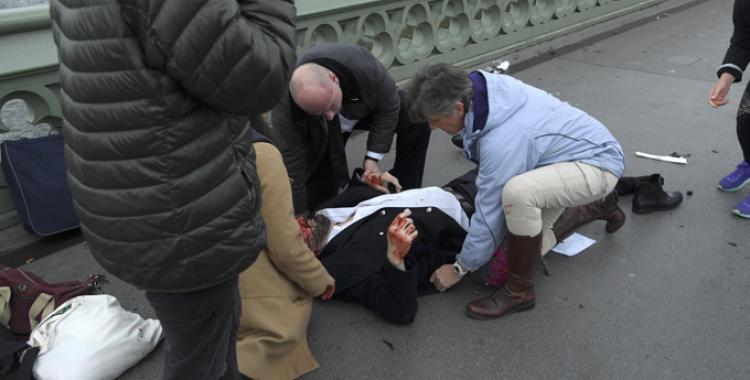 التنظيم الإرهابي داعش يعلن مسئوليته عن هجوم لندن