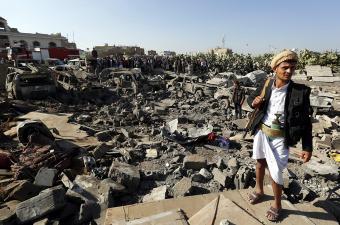 الأمم المتحدة تؤكد مقتل 100 مدني شهريا في الأزمة اليمنية