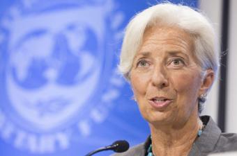 لاغارد تدعو أعضاء صندوق النقد الدولي إلى التحرك من اجل دفع النمو العالمي