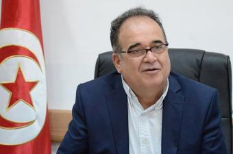 وزير الشؤون الاجتماعية محمد الطرابلسي