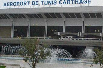 ديوان الطيران المدني والمطارات: مطار تونس قرطاج الدولي مفتوح لحركة الطائرات واستقبال المسافرين