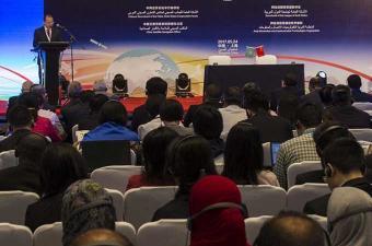 اختتام أشغال المنتدى العربي الصيني باعتماد إعلان بيكين والبرنامج التنفيذي للتعاون للفترة 2018-2020