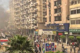 قتيل و 3 مصابين في انفجار بمدينة الإسكندرية