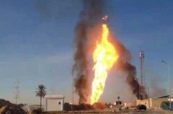 قابس: اشتعال النيران بقناة على مستوى المستودع البلدي بغنوش إثر تسرب للنفط الخام وإجلاء تلاميذ مدرسة إعدادية