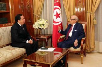الجهيناوى يقدم لرئيس الجمهورية نتائج الزيارتين اللتين أداهما إلى الولايات المتحدة والعراق