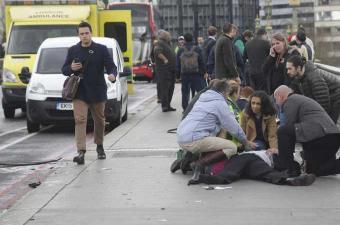 سكاي نيوز: اعتقالات في بريطانيا بعد هجوم لندن
