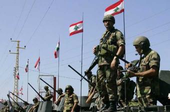 الجيش اللبناني يستهدف مجموعة إرهابية حاولت الوصول لعرسال