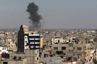 غارات جوية إسرائيلية تستهدف قطاع غزة