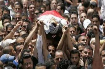 استشهاد فلسطيني متأثرا بجروحه برصاص الاحتلال