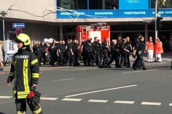 الشرطة الألمانية: سقوط عدد من القتلى في مونستر بعد أن دهستهم سيارة