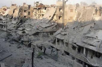 مقتل 42 مدنيا في قصف للتحالف الدولي على مدينة الرقة السورية