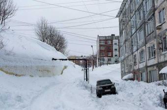 الطوارئ الروسية تحذر من انخفاض درجة الحرارة إلى 25 تحت الصفر