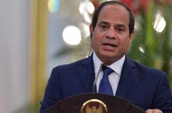 الرئيس المصري يدعو للتصدي إلى الدول الراعية للإرهاب بكل حزم وقوة