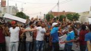 أهالي مدينة بوشمّة من ولاية قابس ينفذون إضرابا عاما