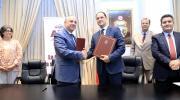 اتفاقية شراكة: البنك العربي لتونس ووزارة التربية معا ضمن مشروع رقمنه المدرسة التونسية