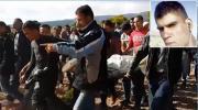 مجموعة إرهابية تقوم بخطف شقيق الشهيد مبروك السلطاني