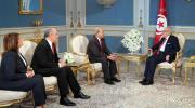 قايد السبسي ووفد عن ودادية قدماء البرلمانيين التونسيين يتباحثون سبل دعم مشروع قانون المصالحة الوطنيّة