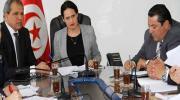 وزيرة شؤون الشباب والرياضة ماجدولين الشارني