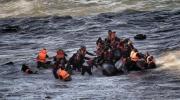 اليونان: وفاة 8 أشخاص على الأقل في غرق مركب قبالة جزيرة ليسبوس