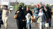 نزوح 11.7 مليون شخص داخل وخارج سوريا