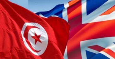 تونس بريطانيا