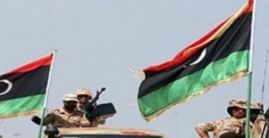 قوات شرق ليبيا تنفذ ضربات جوية ضد كتائب بنغازي