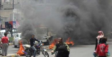 تنظيم داعش الإرهابي يعلن مسؤوليته عن تفجير سيارة ملغومة في عدن
