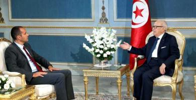 الأوضاع الاقتصادية والاجتماعية بالبلاد أبرز محاور لقاء رئيس الجمهورية برئيس حزب آفاق تونس